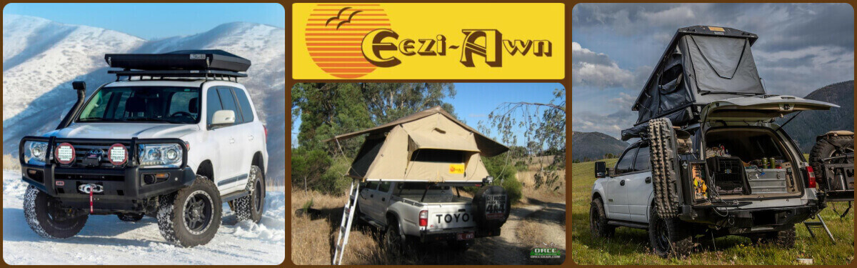 Eezi Awn Roof Top Tents