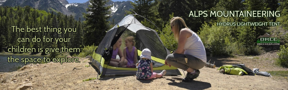 ORCC ALPS Kids Hydrus Lightweight Tent