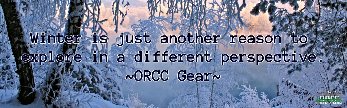 ORCC Gear Frosty Outdoors 2020