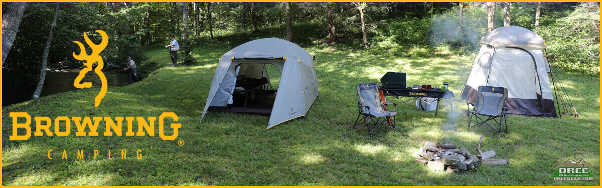 Browning Camping Summer