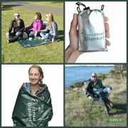 Adventure Medical Kits Nano Heat Blanket