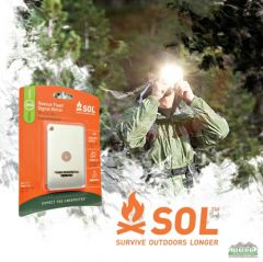 Adventure Medical Kits Survive Outdoors Longer Rescue Flash Mirror