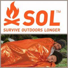 SOL 2-Person Emergency Bivvy Tent//Sleeping Bag Adventure Medical Kits