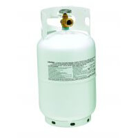 Manchester Tank Steel Propane Cylinders 10 lb Vertical