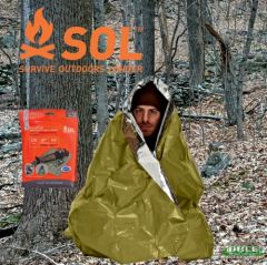 Adventure Medical Kits Survive Outdoors Longer Heavy Duty Emergency Blanket