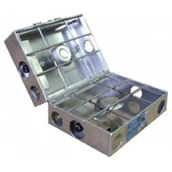 Partner Steel 2 Burner 9 Camp Stove
