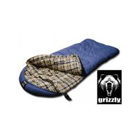 Black Pine Grizzly Minus 25 Degree Canvas Sleeping Bag