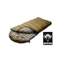 Black Pine Grizzly  Plus 0 Degree  Ripstop Sleeping Bag