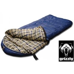 Black Pine Grizzly  Minus 25 Degree  Ripstop Sleeping Bag