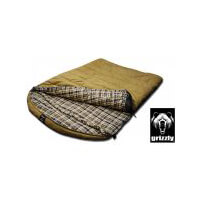 Black Pine Grizzly Plus 0 Degree  2 Person Canvas Sleeping Bag