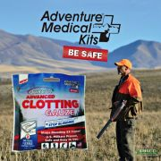 Adventure Medical Kits QuikClot Advanced Clotting Gauze