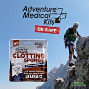 Adventure Medical Kits QuikClot Advanced Clotting Sponge 25g