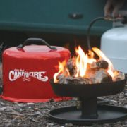 Camco Little Red Campfire