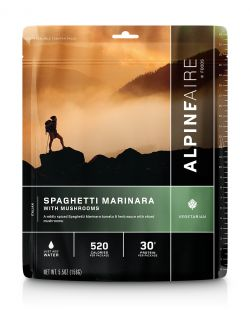 AlpineAire Foods Spaghetti Marinara with Mushrooms