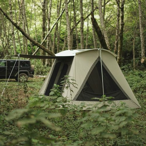 Hover to zoom : canvas toilet tent - memphite.com