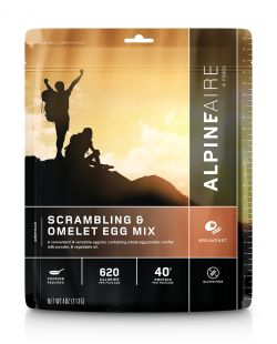AlpineAire Foods Scrambling and Omelet Egg Mix