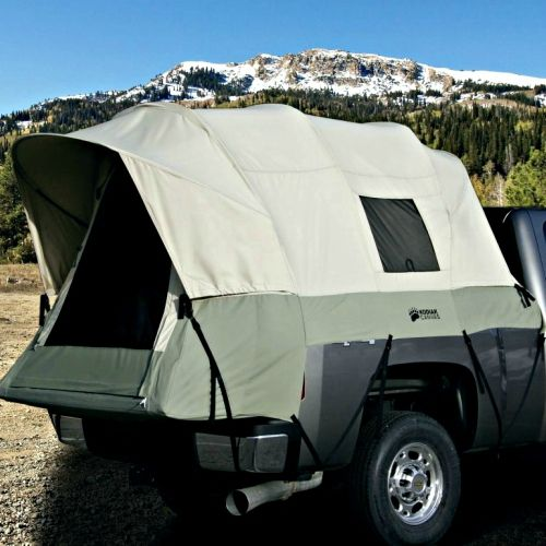 Kodiak Canvas Truck Tent 5 Ft Orccgear Com
