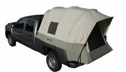 Kodiak Tent 7218 Canvas Truck Tent For 8 Foot Long Bed