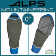 ALPS Mountaineering Aura 0 Degree Sleeping Bags