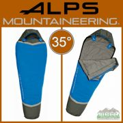 ALPS Mountaineering Aura 35 Degree Sleeping Bags