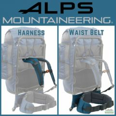 ALPS Mountaineering Bryce Harness and Waist Belt