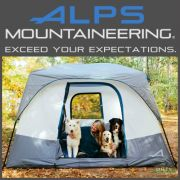 ALPS Mountaineering Camp Creek Camping Tents