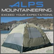 ALPS Mountaineering Meramac Outfitter Tents