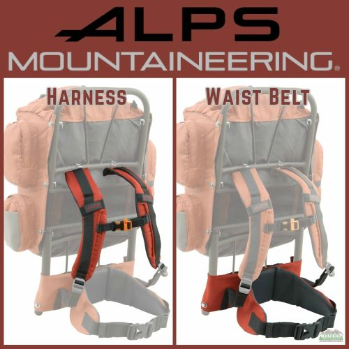 ALPS Mountaineering Red Rock Harness and Waist Belt. Tap to expand ecbb25ebbf941