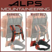 ALPS Mountaineering Red Rock Harness and Waist Belt