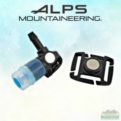 ALPS Mountaineering Reservoir Hydration Bladder Magnetic Bite Valve