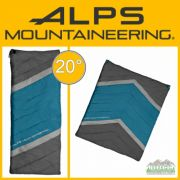 ALPS Mountaineering Spectrum 20 Degree Sleeping Bags