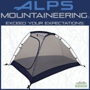 ALPS Mountaineering Zephyr 1 Lightweight Tent