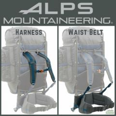 ALPS Mountaineering Zion Harness and Waist Belt