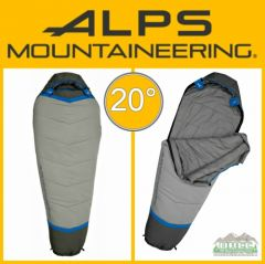 ALPS Mountaineering Aura 20 Degree Sleeping Bags