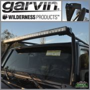 Garvin Adventure Rack Light Bar Mounts