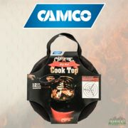 Camco Cook Top Big Red Campfire