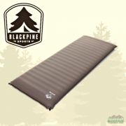 Black Pine Grizzly 4 Inch Camping Air Mattress