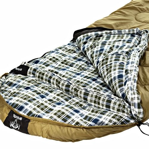 Awesome Black Pine Grizzly Minus 0 Degree Ripstop Sleeping Bag Machost Co Dining Chair Design Ideas Machostcouk