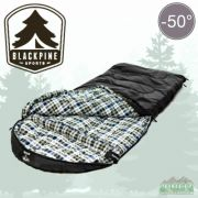 Black Pine Grizzly Minus 50 Degree Ripstop Sleeping Bag