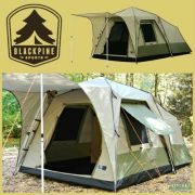 Black Pine Pineview 8 Turbo Tent