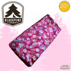 Black Pine Grizzly Plus 20 Degree Kid Flower Bag