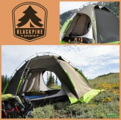 Black Pine The Backside T6 Backpacking Tents