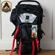 Black Pine The Backside Externo Backpack