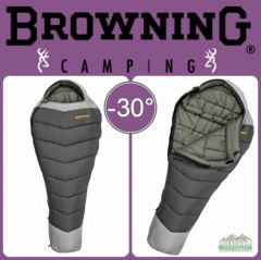 Browning Camping Denali Minus 30 Degree Sleeping Bag