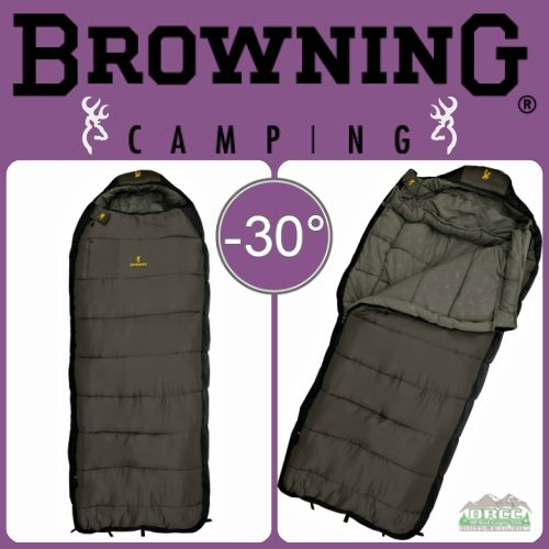 Browning Camping Klon Minus 30 Degree Sleeping Bag Tap To Expand