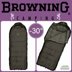 Browning Camping McKinley Minus 30 Degree Sleeping Bag