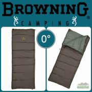 Browning Camping Sawtooth 0 Degree Sleeping Bag