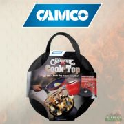 Camco Cook Top Little Red Campfire