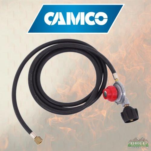Camco Campfire 8 Ft Hose With Regulator Orccgear Com