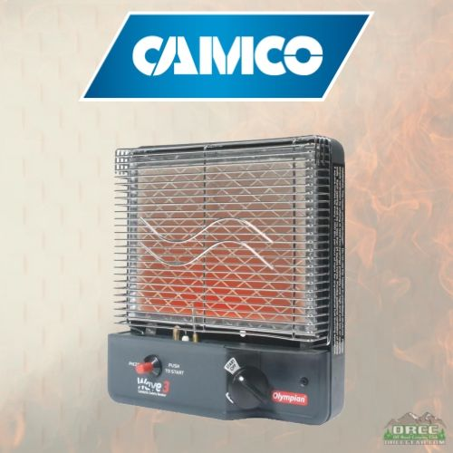 Camco Wave 3 Catalytic Safety Heater Orccgear Com